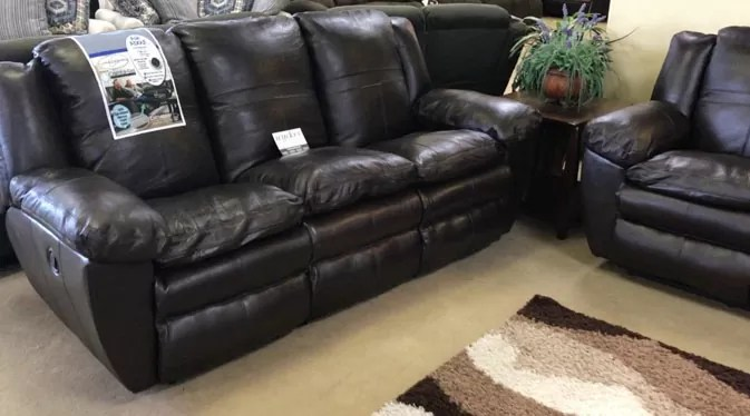 Catnapper Recliners of Leather