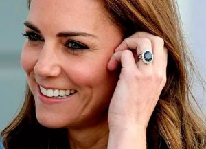 Kate Middleton engagement ring NY prenup