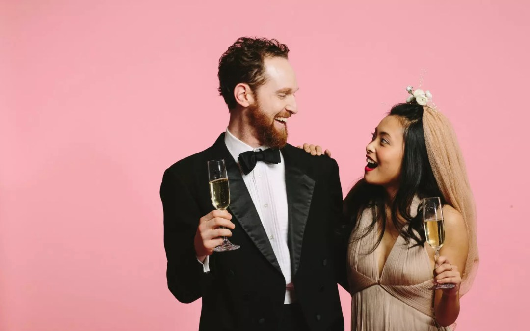 How to go into 2021 positive – for you and your Fiancé(e)