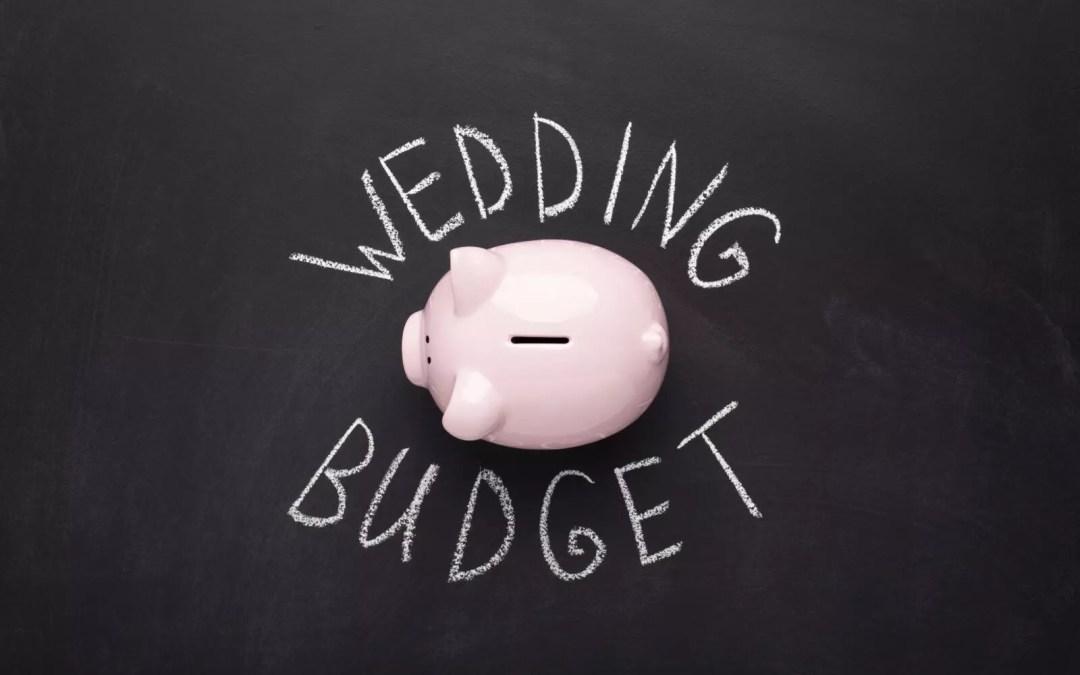 "Saying ""I Do"" to a Wedding Budget"
