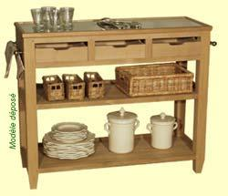 table haute cuisine maison du monde