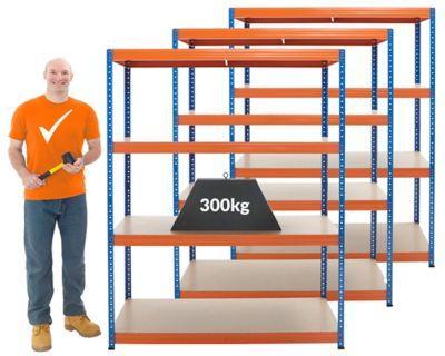 mega deal 200 kg par etagere profondeur