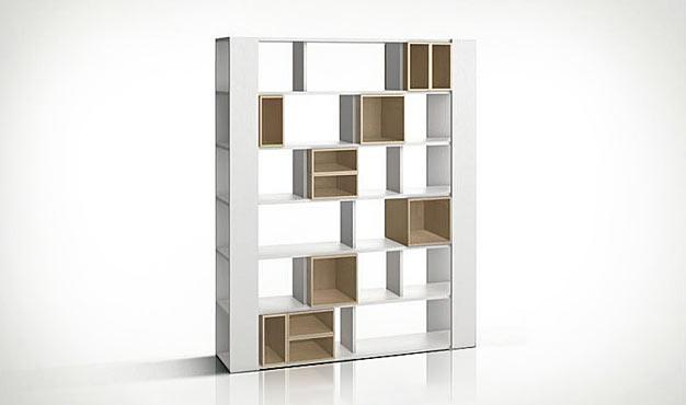 grande bibliotheque design blanche 4 you