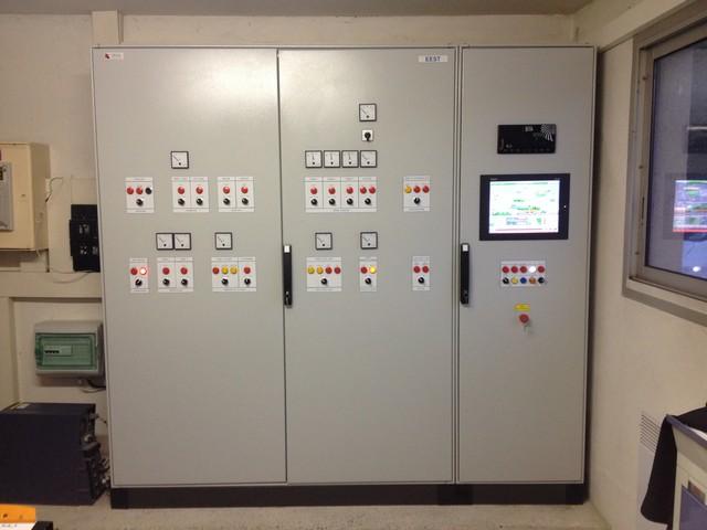 armoire electrique industrielle