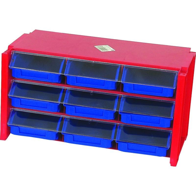 casier gerbable 9 tiroirs sodise 09010