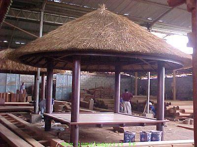 abri de jardin paillote tahiti ref pt
