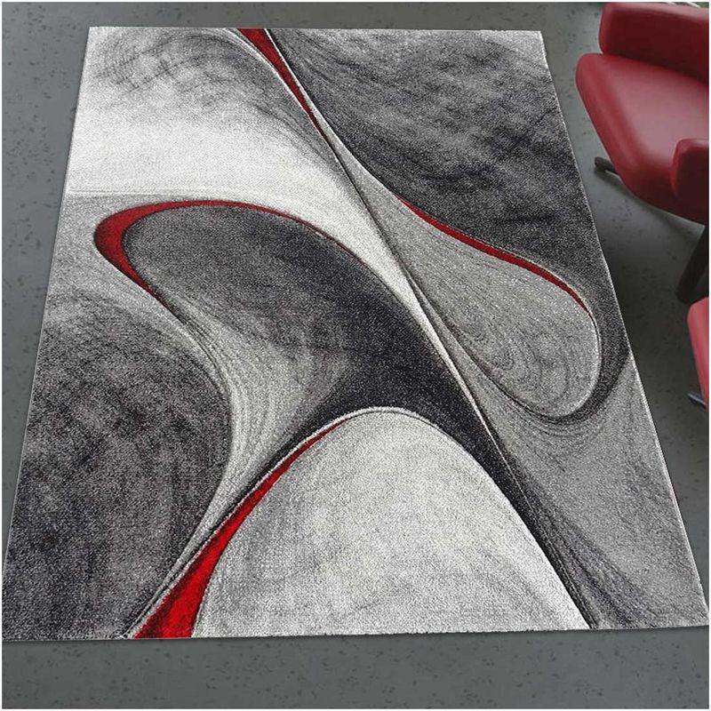 unamourdetapis un amour de tapis grand tapis salon et salle a manger tapis salon moderne design graphique poils ras tapis chambre turquoise