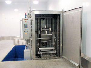 Armoire De Lavage Industrielle Agroalimentaire Pour Caisse
