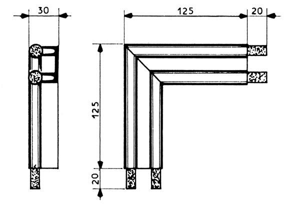 Joints pour chambres froides  tous les fournisseurs  joint froid industriel  joint porte