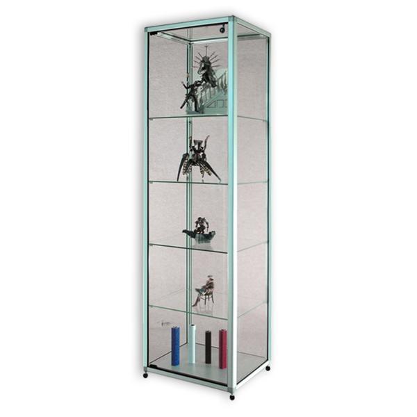 vitrine d exposition en aluminium 109