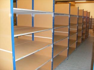 etagere de stockage