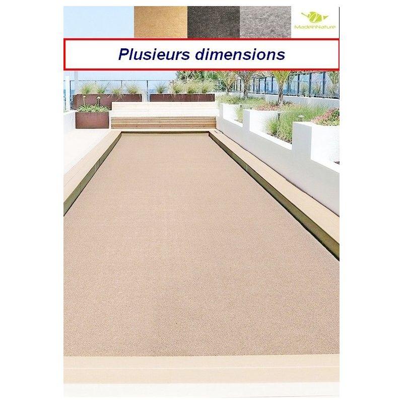 moquette d exterieur beige dimensions au choix tapis ideal pour terrasse piscine balcon garage ou salle de jeux etc 200x700cm madeinnature