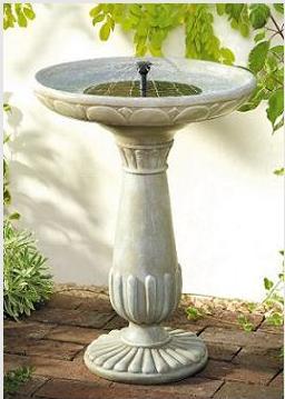 bain d oiseaux fontaines