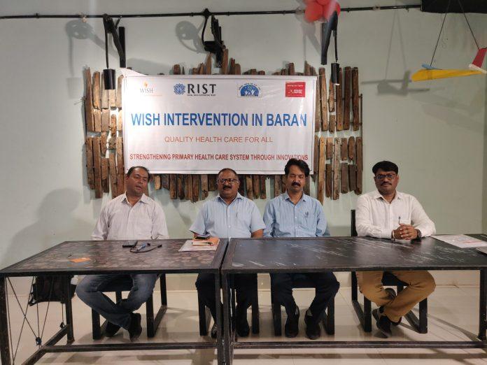 Wish Foundation, Health Department Baran,