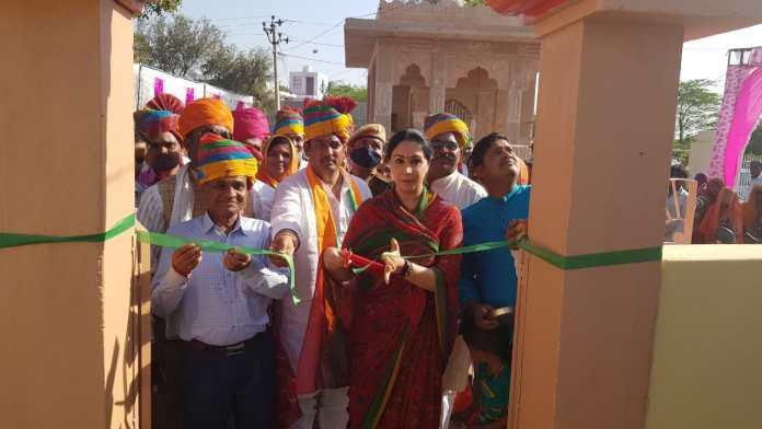 PMGSY, Pradhan Mantri Gram Sadak Yojana, Diya kumari ,