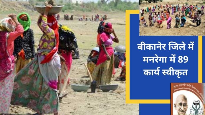 Mahatma Gandhi National Rural Employment, MNREGA, Secure Soft, Mahatma Gandhi Employment Guarantee Act 2005, MNREGA work in Bikaner,