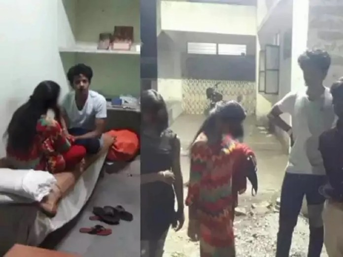 Maharaja Yeshwantrao Hospital Indore, Employees caught with girls in hospital, Indore News, Indore Samachar, Indore Hospital Photos, Maharaja Yeshwantrao Hospital, Maharaja Yeshwantrao Hospital Employees , celebrate birthdat party in mortuary , girls at night in Indore, girls and boys caught naked in mortuary room,