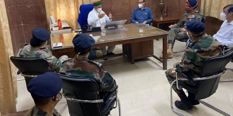Arjun Ram Meghwal, Minister of State for Heavy Industries & Public Enterprises and Parliamentary Affairs Minister , Union Minister, Bikaner News, पीबीएम अस्पताल, CoronaVirus, Covid Center in PBM Hospital, Bikaner Division, Nursing Workers, Army Doctors, Indian Army, coronavirus tips, coronavirus, pandemic, corona symptoms, symptoms of corona, corona vaccine, corona worldometer, corona virus, worldometer corona, corona effect, corona latest news, corona, corona beer, corona virus update, corona update, corona virus latest news, Bikaner corona cases, medlife, dr lal pathlabs, corona cases in Bikaner today area wise, corona cases in Bikaner in last 24 hours, Bikaner corona cases today area wise list, list of covid-19 patients in Bikaner today, corona patient name list in BiKaner, today, list of corona patients in Bikaner today, covid patients in Bikaner today, Bikaner Corona Update,