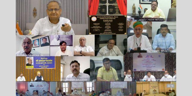 CM, Ashok Gehlot , Medicine Wing, CM Ashok Gehlot , Bikaner Hindi News, Hindi News Bikaner, Health Service in Bikaner, Health Service in Rajasthan,