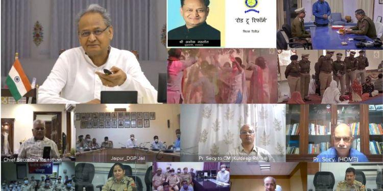 Jail Department, Rajasthan CM, Movie On Jail Department, Ashok Gehlot, Rajasthan News, Today News,