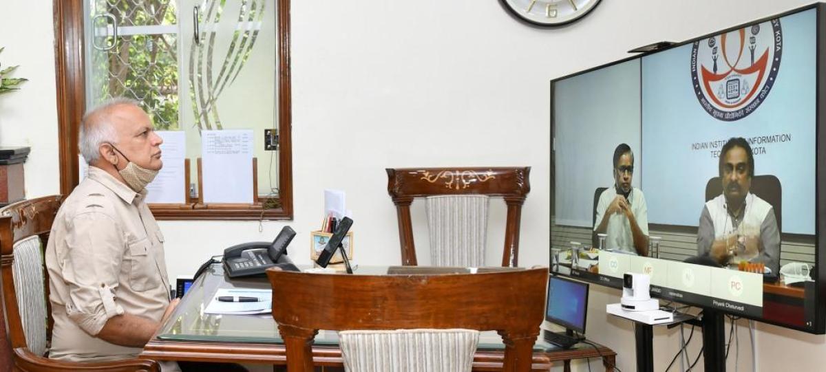 IIIT Kota , Indian Institute of Information Technology , Kota IIIT, IIIT Hostel Kota, Information Technology ,