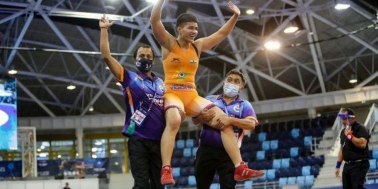 Tokyo Olympic 2020 , Priya Malik, Priya Malik Family, Olympic 2020, Wrestling ,