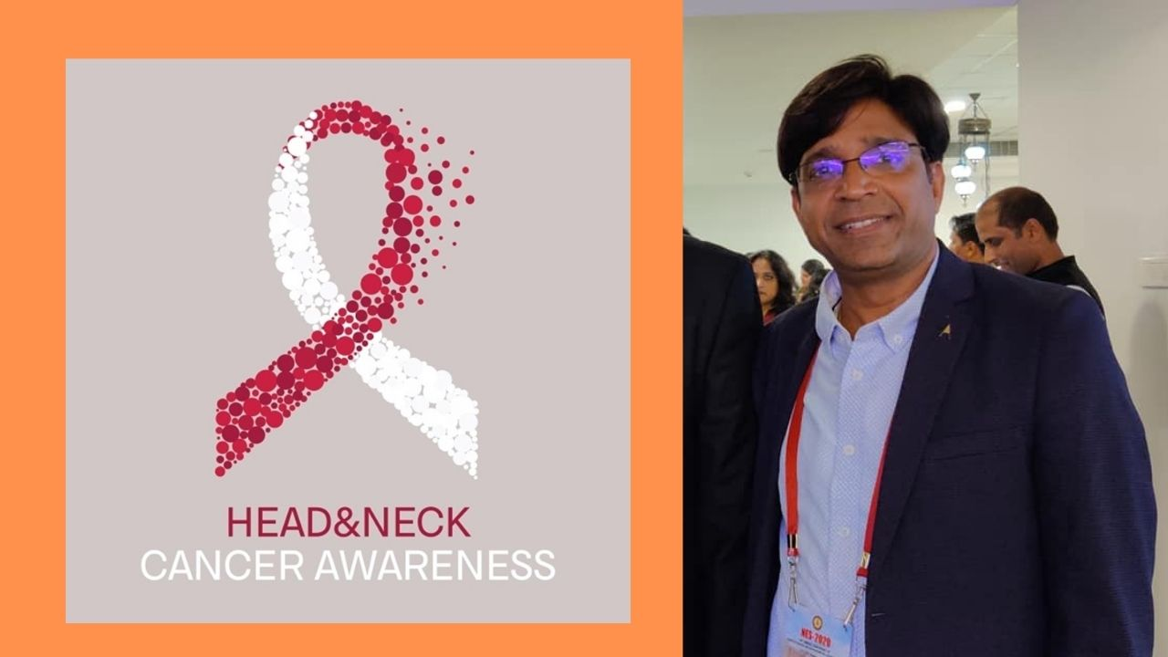 World Head Neck Cancer Day, WHNCD2021, Cancer Day, Head And Neck Treatment, Lifestyle,