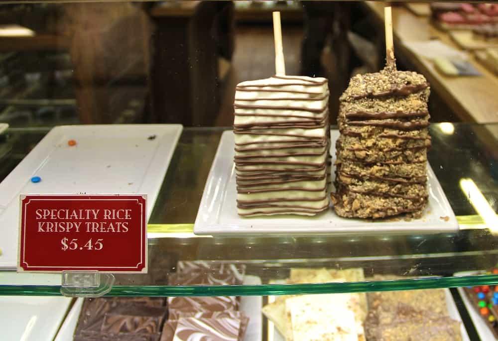 Savannahs Candy Store Nashville Tennessee