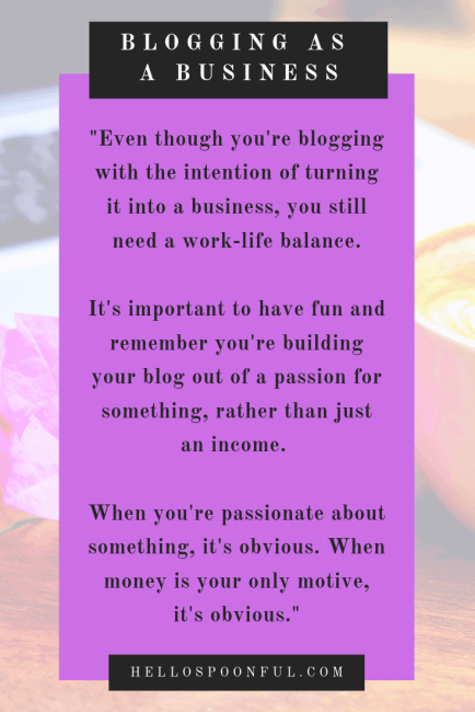 Turn Your Blog into a Business in 2019