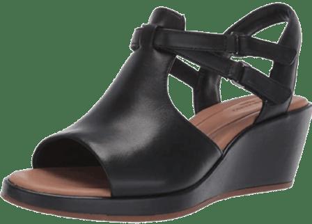 Clarks Women's Un Plaza Way Wedge Sandal