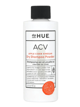 dpHUE Apple Cider Vinegar Dry Shampoo Powder