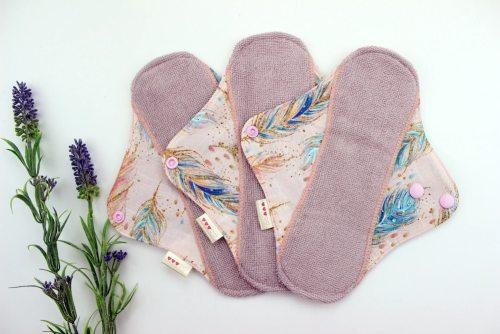 Bloompads Organic reusable pads