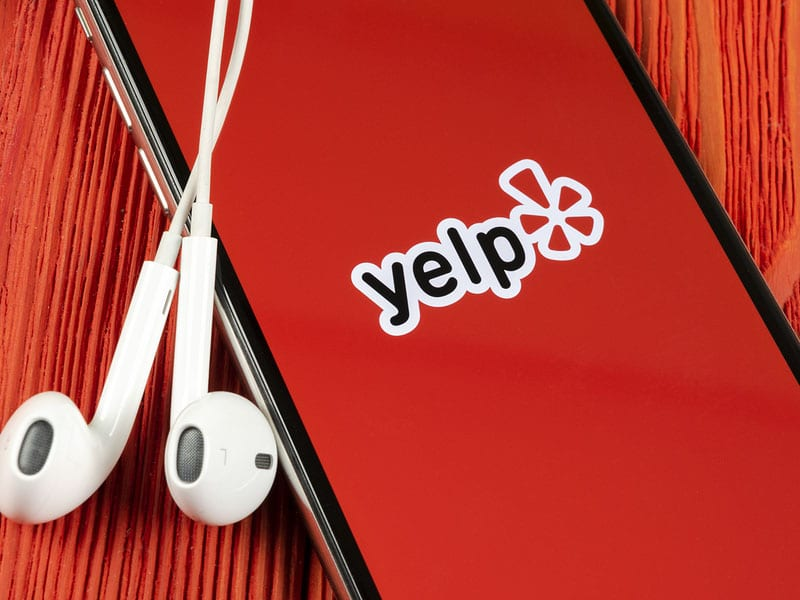yelp adds personalized search