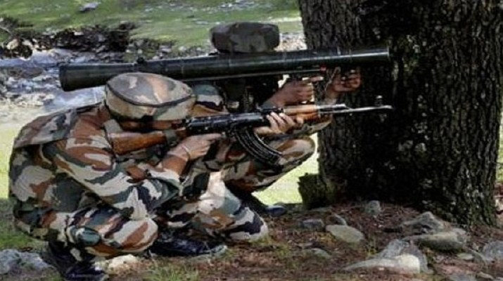 Encounter in Srigufwara area of Anantnag, two militant killed, operation going on 1