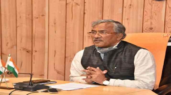 मुख्यमंत्री ने कई क्षेत्रों के लिए सड़कों के कार्यों को दी मंजूरी 1