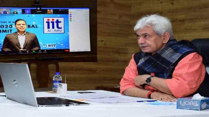 Jammu & Kashmir: Lt Governor delivers keynote address at the IIT 1