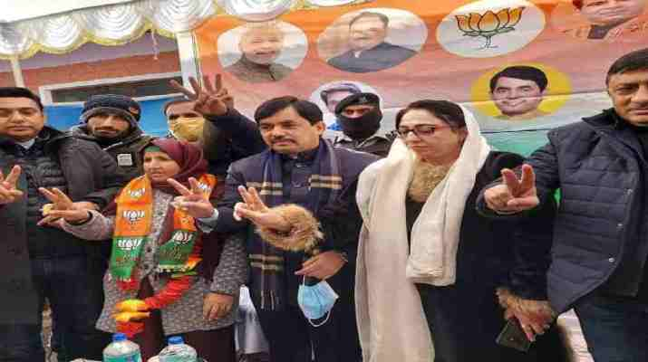Jammu & Kashmir: Muslims in India are safe than living in Pakistan: Syed Shahnawaz Hussain 1