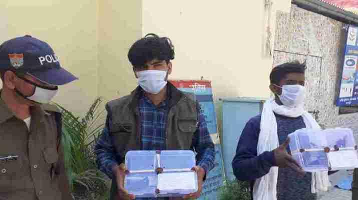 विकासनगर: अवैध तमंचों व कारतूसों के साथ दो अभियुक्त गिरफ्तार 1