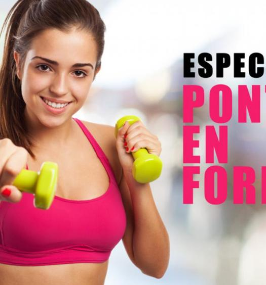técnicas y personal trainers