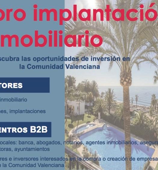 Foro de Implantación Inmobiliario