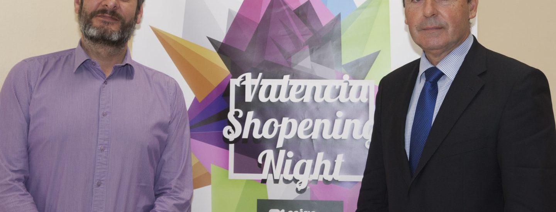 Shopening night
