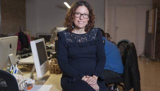 """Amparo Caballero: """"La realidad virtual no va a sustituir a lo real"""""""