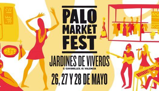 Palo Market Fest calienta motores y espera superar los 40.000 asistentes