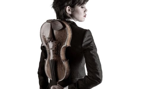 Isabel Villanueva en el Palau de la Música de Valencia