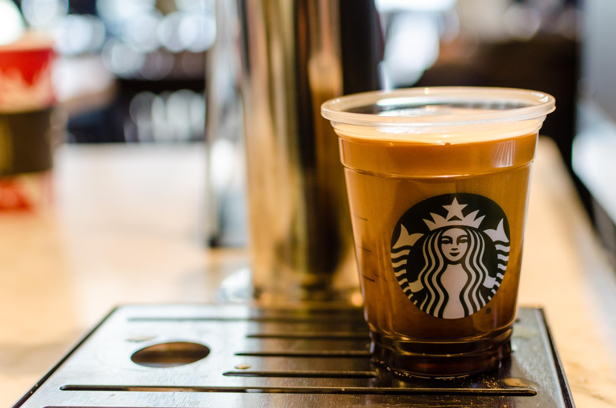 Starbucks Nitro Cold Brew Review - Hello Vancity