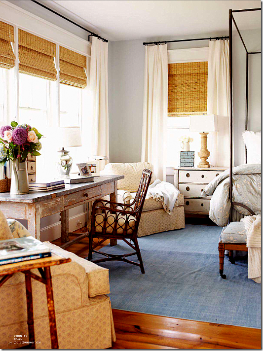 Layered window treatments inspiration | Hello Victoria