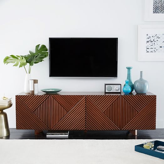 Wood inlay furniture inspiration from West Elm | Hello Victoria