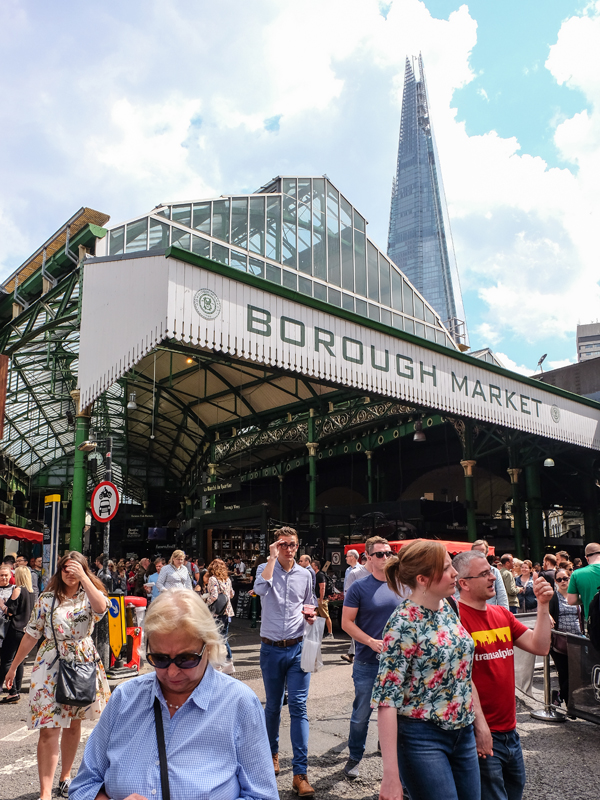 Borough Market in London, England | Hello Victoria