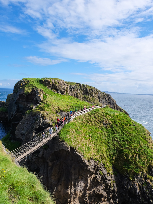 Carrick-a-Rede rope bridge | Hello Victoria