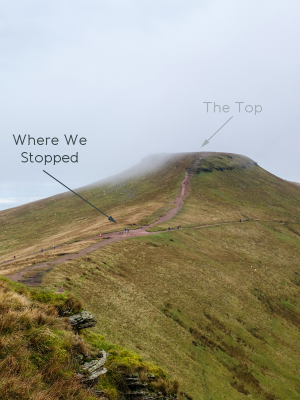 Hiking Pen y Fan in Brecon, Wales | Hello Victoria